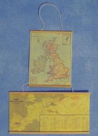 SAD-D950 Landkaarten