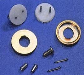 CK801 Ronde wandlampstekker