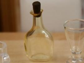 WH-BA111 Glazen Fles met stop