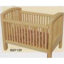 SAD-BEF129 Kinderledikant blank hout