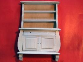 WH-BU205 Kabinetkast (blank hout)