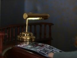 WH-SBLED308 Schilderijverlichting / bureaulamp