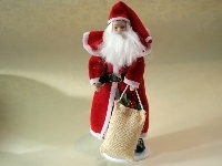 WH-PD180 Vrolijke kerstman