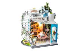 DG12 Dora's Loft - met LED licht - DIY