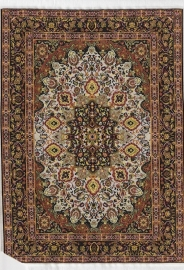 SAD-DIY317F Turks tapijt goud 31 x 20cm
