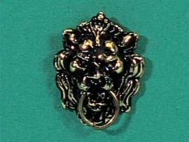 WH-HW15B  Antieke leeuwendeurkloppers