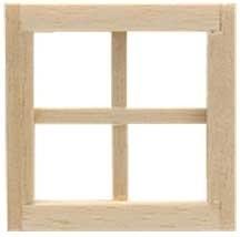 HWH5004 4-vaks raam