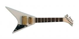 SAD-9/550 Witte Jackson gitaar