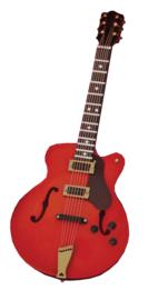 SAD-9/572 Rode Gibson ES345 gitaar
