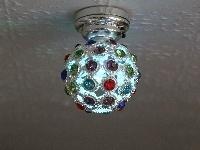 WH-SBLED323 Gekleurde Disco bol plafondlamp