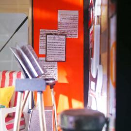 DG13 Kevin's Studio – met LED licht - DIY