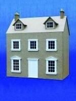 SAD-DIY337 Georgian Cottage bouwtekening