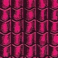 SAD-DIY018 Dakpannen Rood Papier