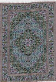 SAD-DIY317K Turks tapijt blauw/groen 31 x 20cm