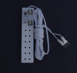 VM-FA19072B Korte aansluitstrip met vork verbinding