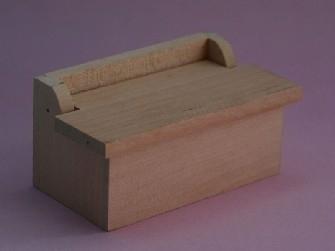WH-BU9115 Blankhouten speelgoedkist