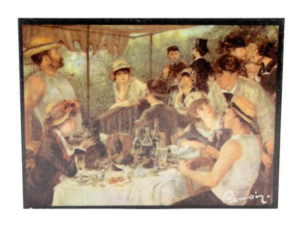 WH-MA128 Renoir - Luncheon of the Boating Party