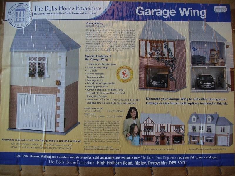 Garage Wing