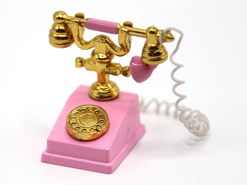 WH-OA64P Roze met goud telefoon