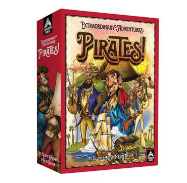 Extraordinary Adventure: Pirates! Premium Edition