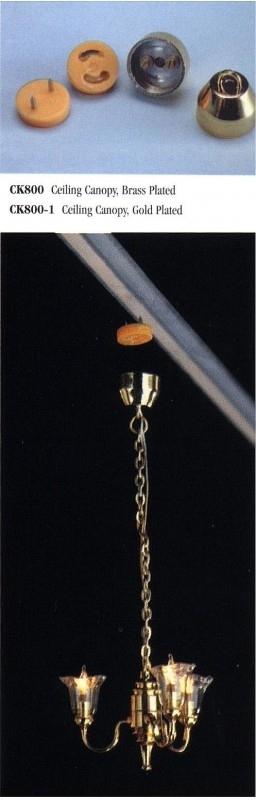 CK800 Kroonluchterstekker