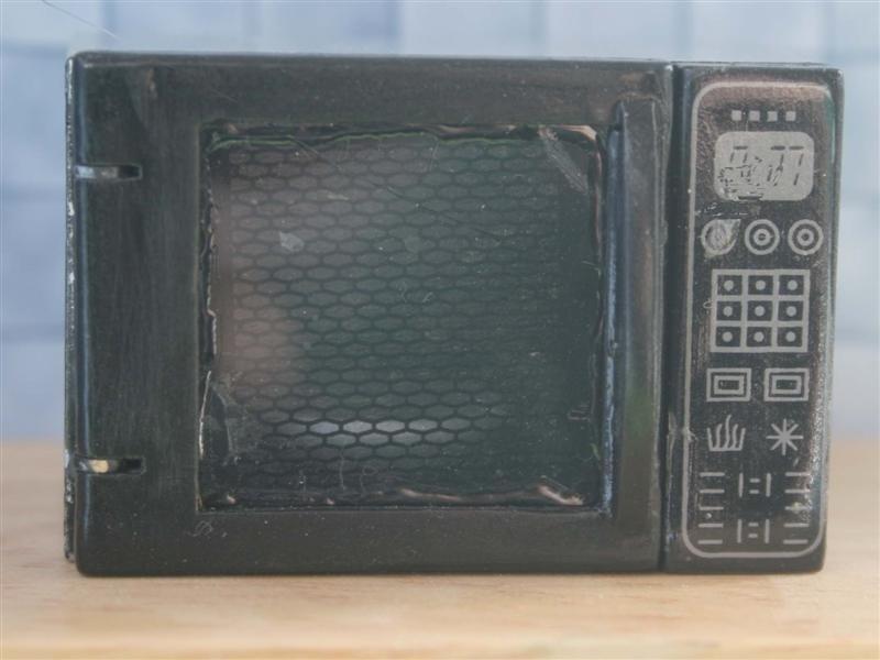 WH-K50 Magnetron Zwart
