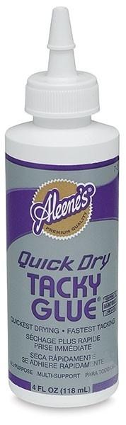 Aleene's Tacky Glue Quick Dry, 4 Oz,  118ml
