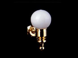 VM-FA12025 Wandlamp met witte bol