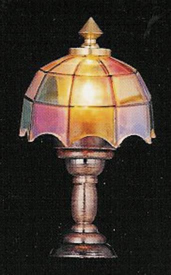 DE011A Tiffany tafellamp