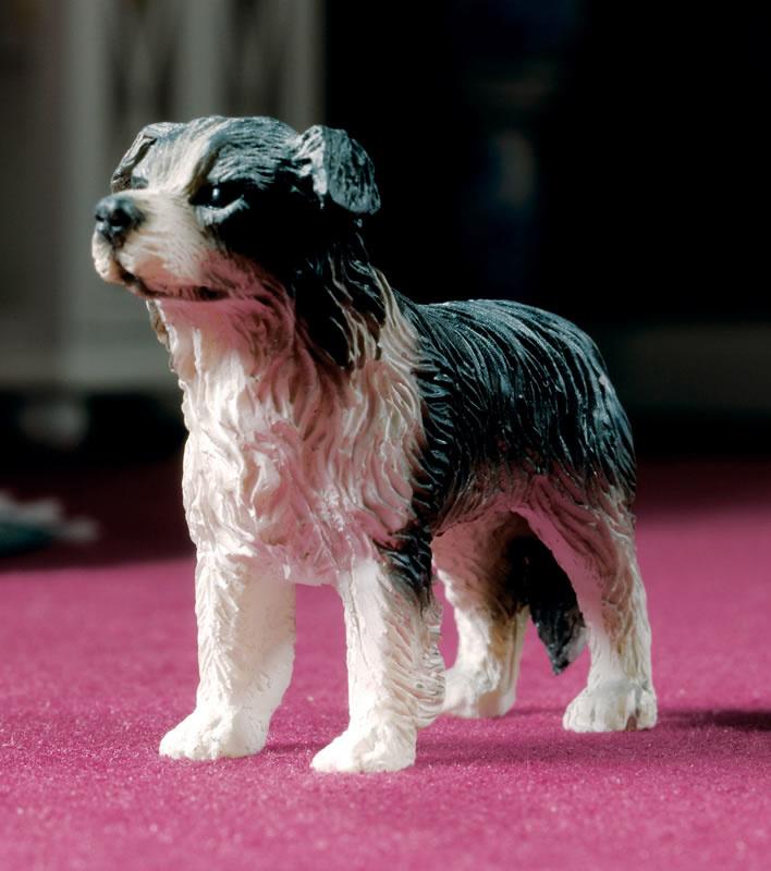 DHE4930 Jess the Collie Dog (PR)
