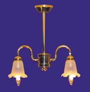 FA16003 2-pits hanglamp