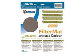 Superfisch Filtermat Carbon