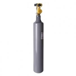 CO2 fles, 500 gram