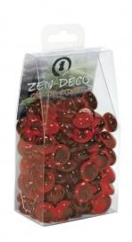 Zen Crystal Stones Rood, 300 gram