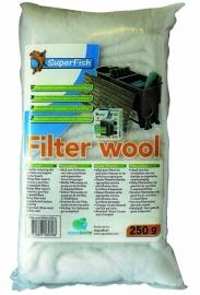 Superfish Witte filterwatten 250 gr