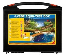 Sera Aqua test box, zoet water