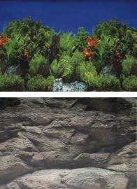 Superfish deco poster 2, 100x49 cm
