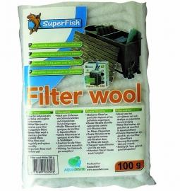 Superfish Witte filterwatten 100 gr