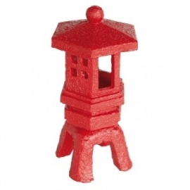 Zen Lantern Rood