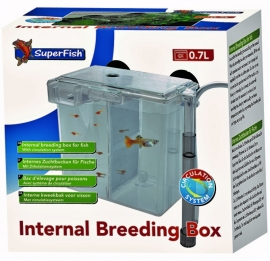 Superfish internal breeding box