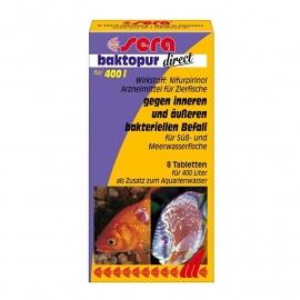 Sera Baktopur Direct, 8 tabletten