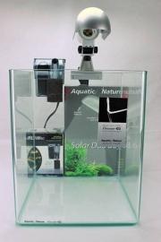Aquatic Nature Cocoon 1 aquarium compleet, 10 liter