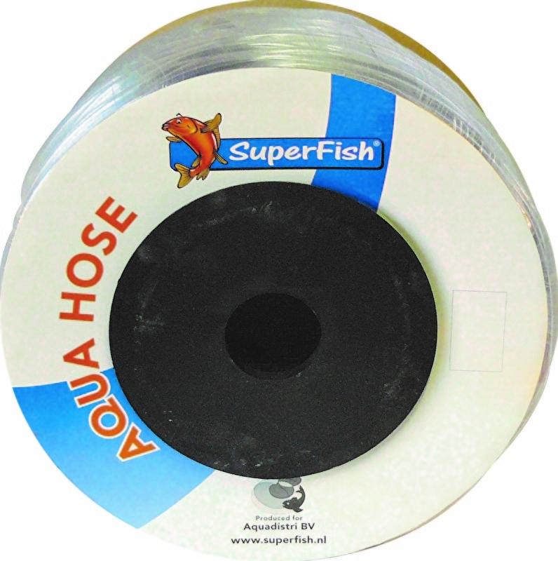 Superfish luchtslang 4-6 mm