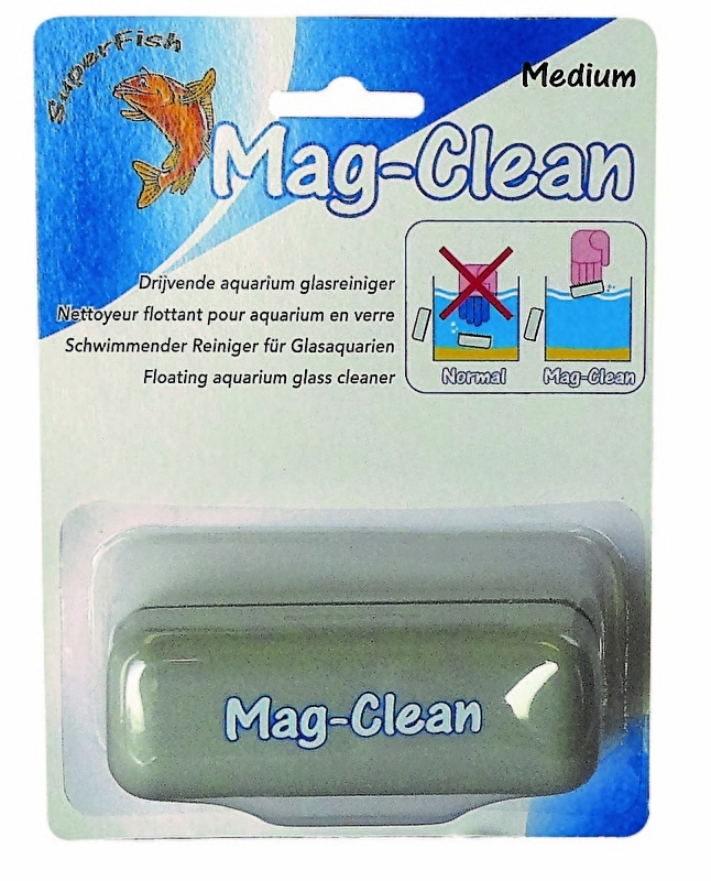 Superfish Magneet, medium