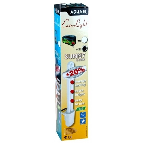 Aquael Ecolight Sunny 6500k 11 WATT