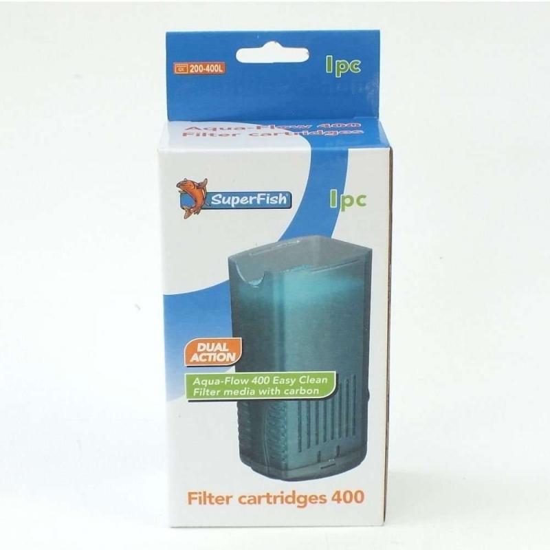 Aqua flow 400 easy click cassette, 1 stuk