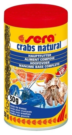 Sera Crabs Natural, 100 ml