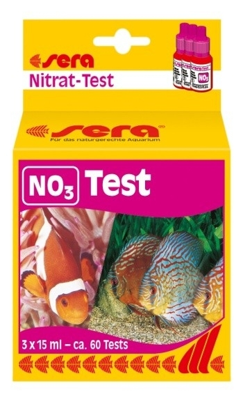 Sera No3 Test, Nitraat