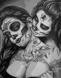 Tattoo vrouw 2