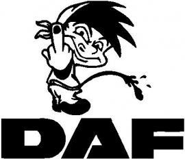 Spiegel piss DAF